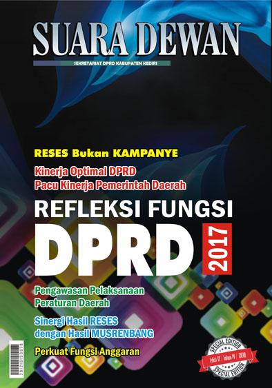 SUARA DEWAN XVII/III/2018